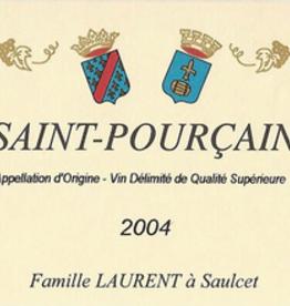 Saint-Pourcain Rouge, Famille Laurent 2018