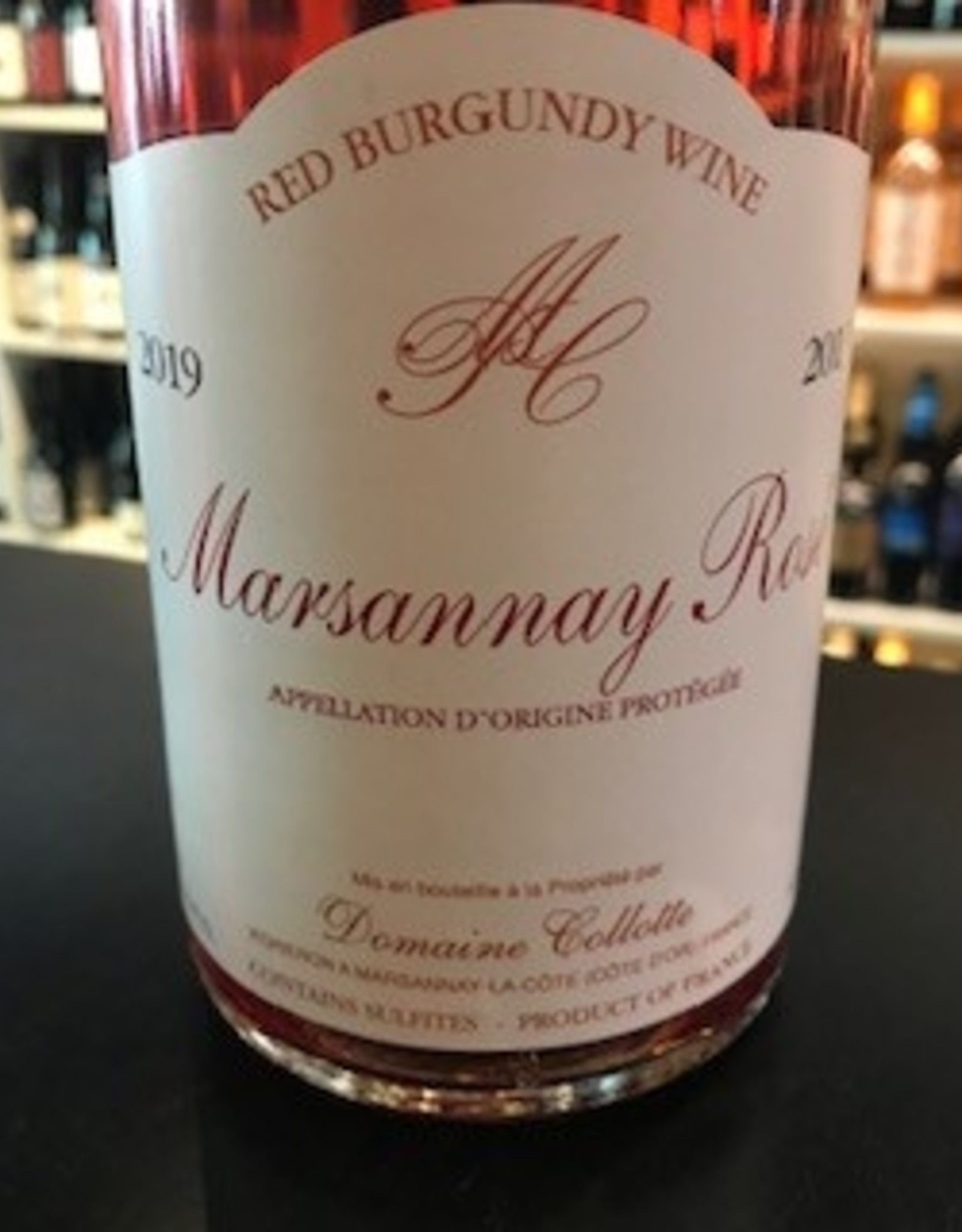 Still Rose, Marsannay, Domaine Collotte 2019