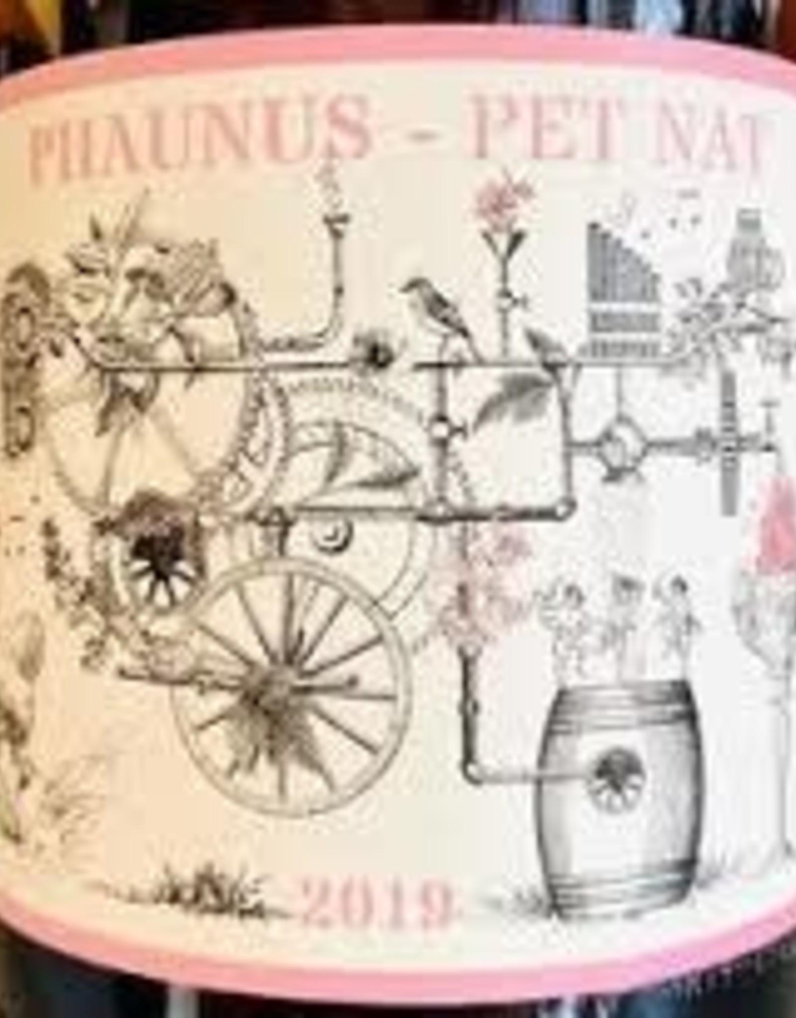 Wine-Rose-Sparkling Pet Nat Rose, PHAUNUS, Aphros 2019
