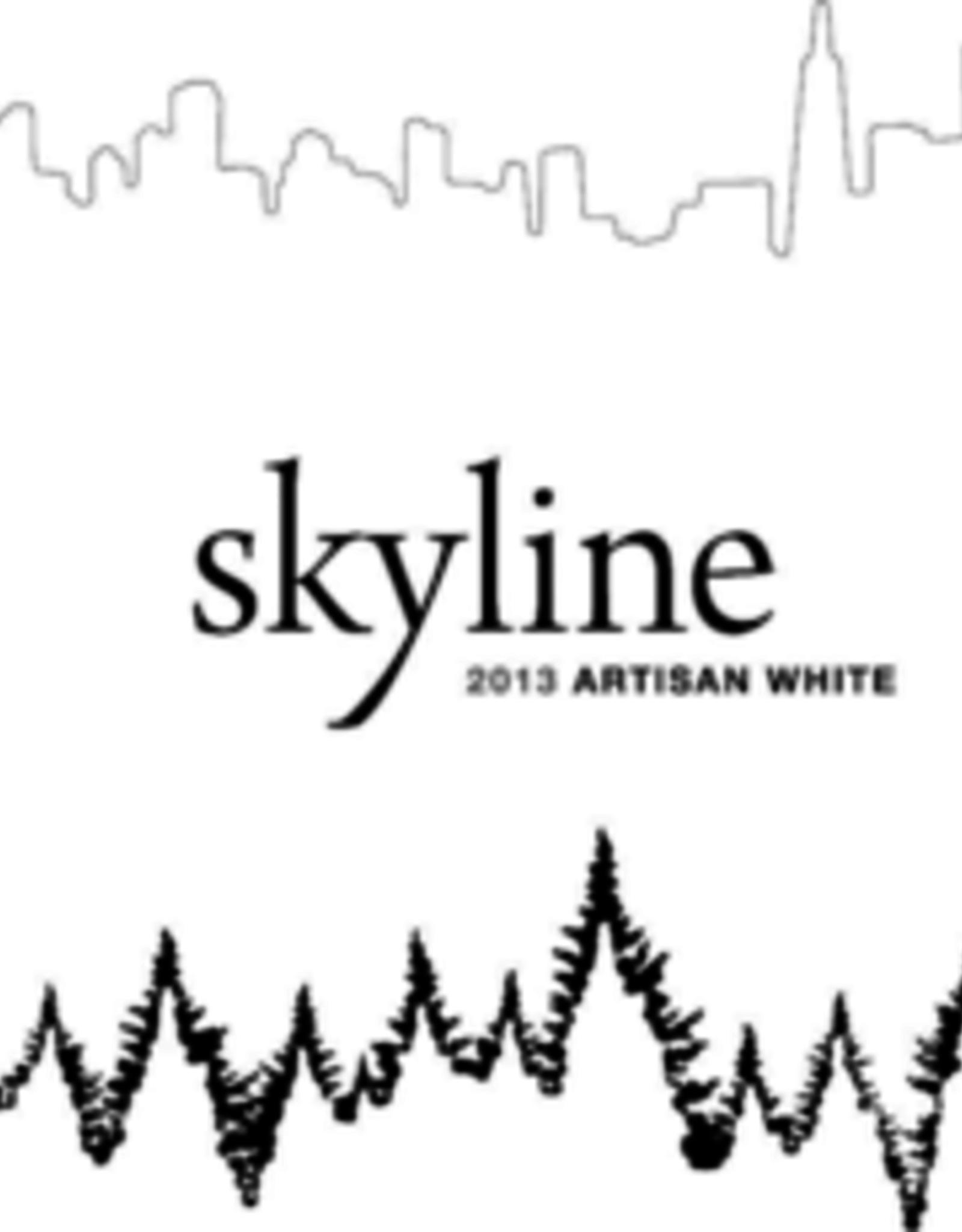 Riesling and Sauvignon Blanc, Central Coast, SKYLINE, Thomas Fogarty 2017