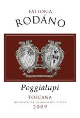 Sangiovese, POGGIALUPI, Rodano 2019