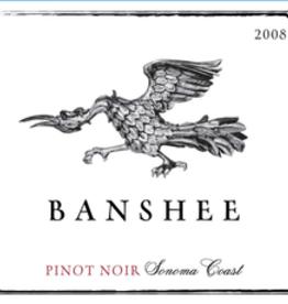 Pinot Noir, Sonoma Coast, Banshee 2018