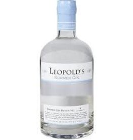 Spirits Summer Gin, Colorado, Leopold Brothers