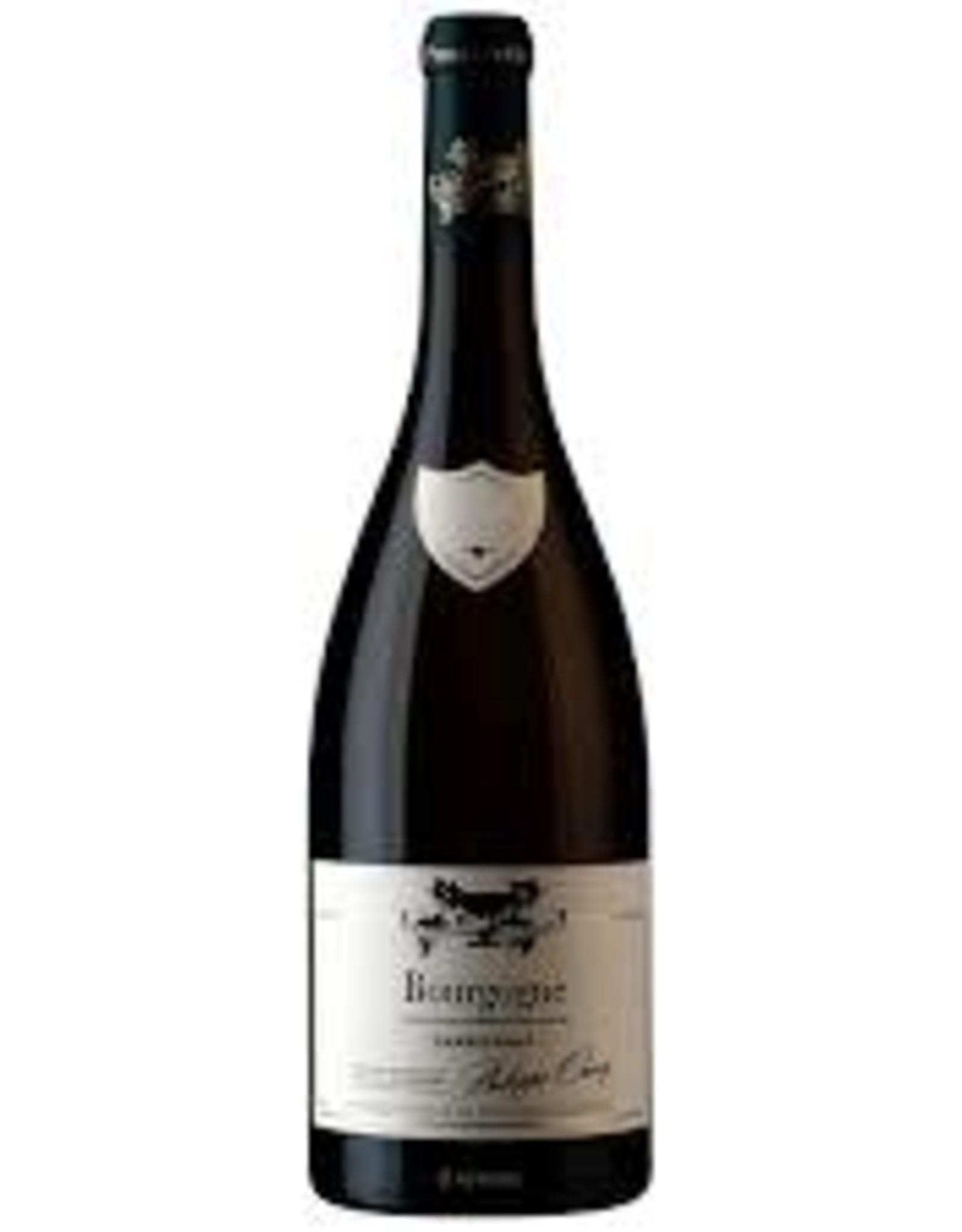 W Burgundy, Bourgogne, Phillippe Chavy 2017