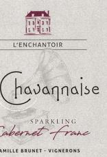 Wine-Rose-Sparkling Sparkling Rose, LA CHAVANNAISE, l'Enchantoir