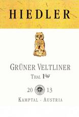 Gruner Veltliner, THAL, Hiedler 2017