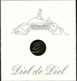 Riesling Blend, DIEL DE DIEL, Diel 2016