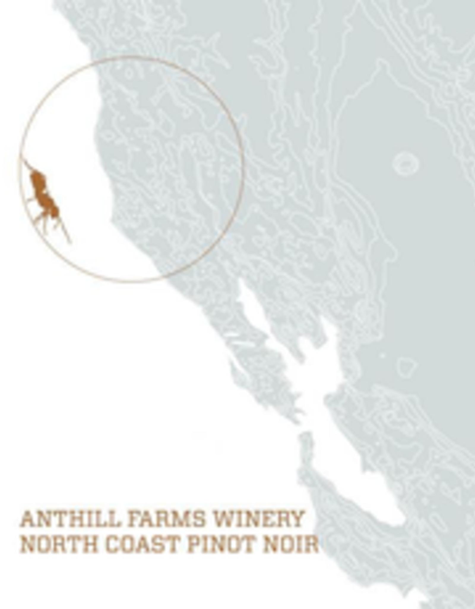 Pinot Noir, North Coast, Anthill Farms NV