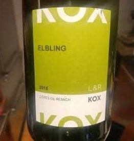 Elbling, Luxembourg, L&R Kox 2019 (1 L)