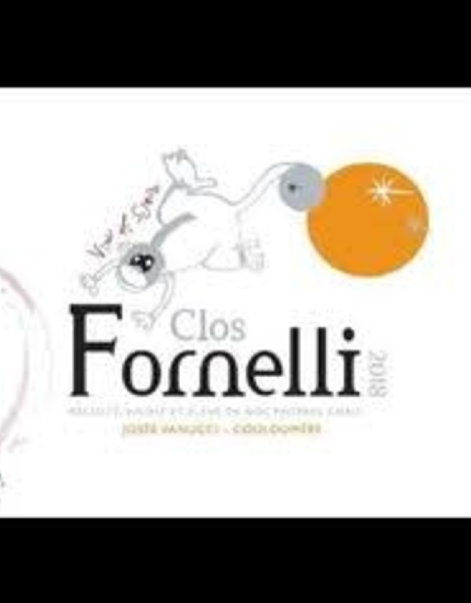 Sciaccarellu, Vinu di Scimia Vin de Corse, Clos Fornelli 2018