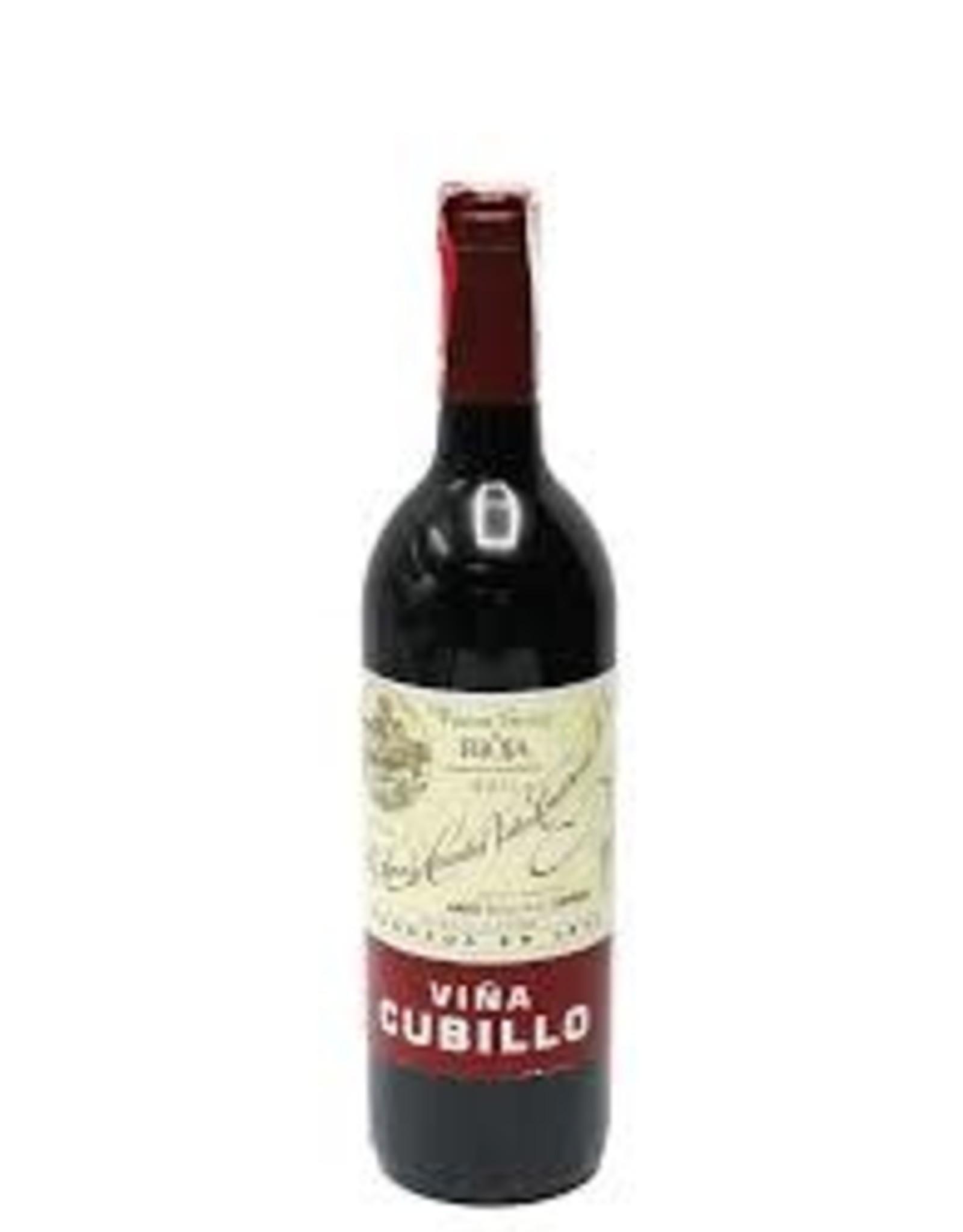 Rioja Crianza, CUBILLO, Lopez de Heredia 2011