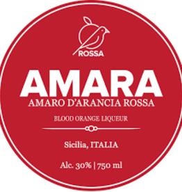 Amaro Amaro D'Arancia Rossa, Sicilia Italy, Amara
