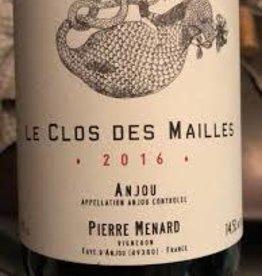 Chenin Blanc, LE CLOS DES MAILLES, Anjou, Pierre Menard 2017