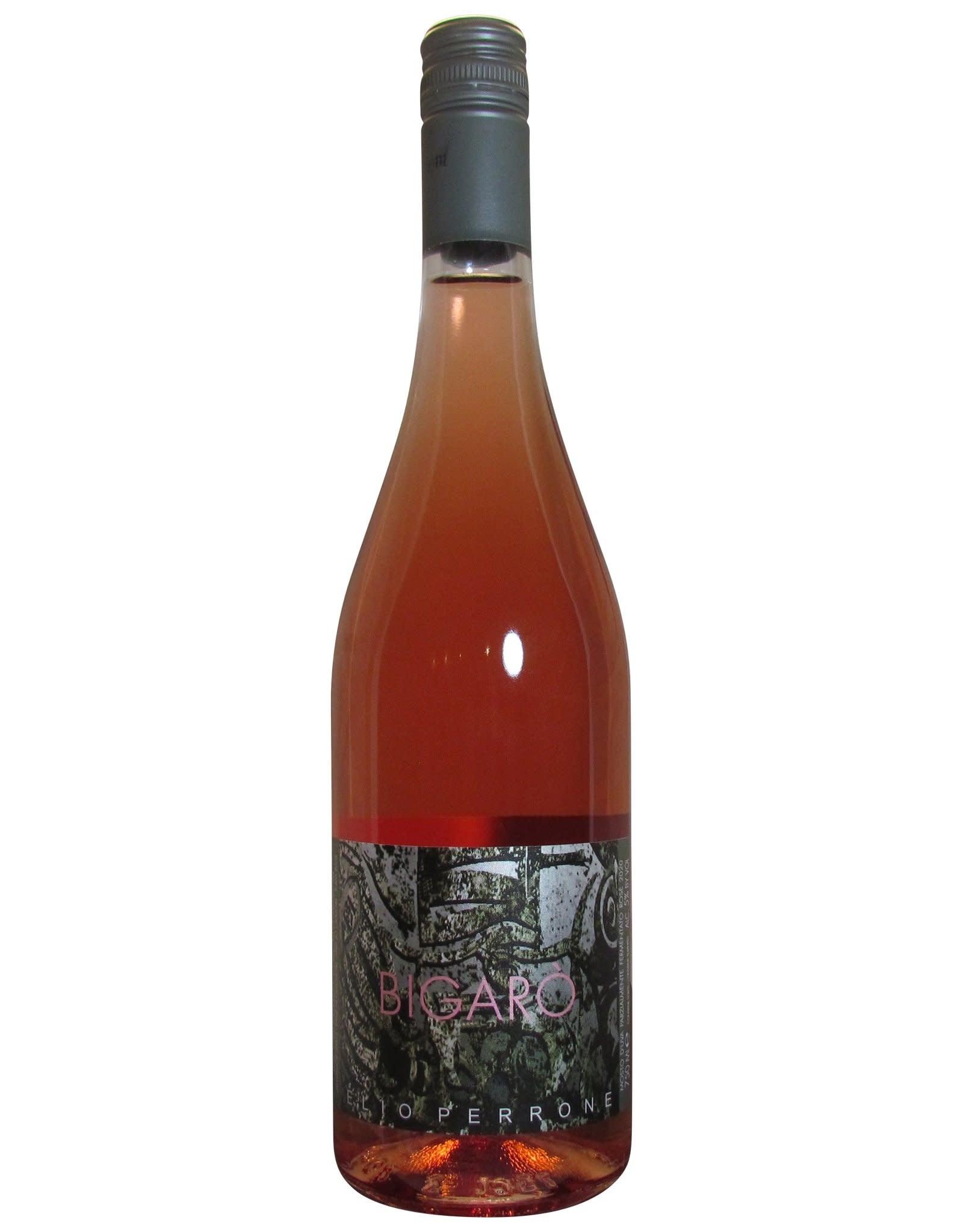 Wine-Sweet Red BIGARO, Elio Perrone 2020 (375mL)