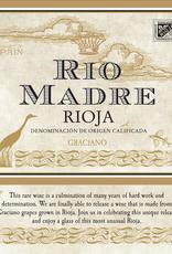 """Graciano, Rioja, """"Rio Madre,"""" Ilurce 2019"""