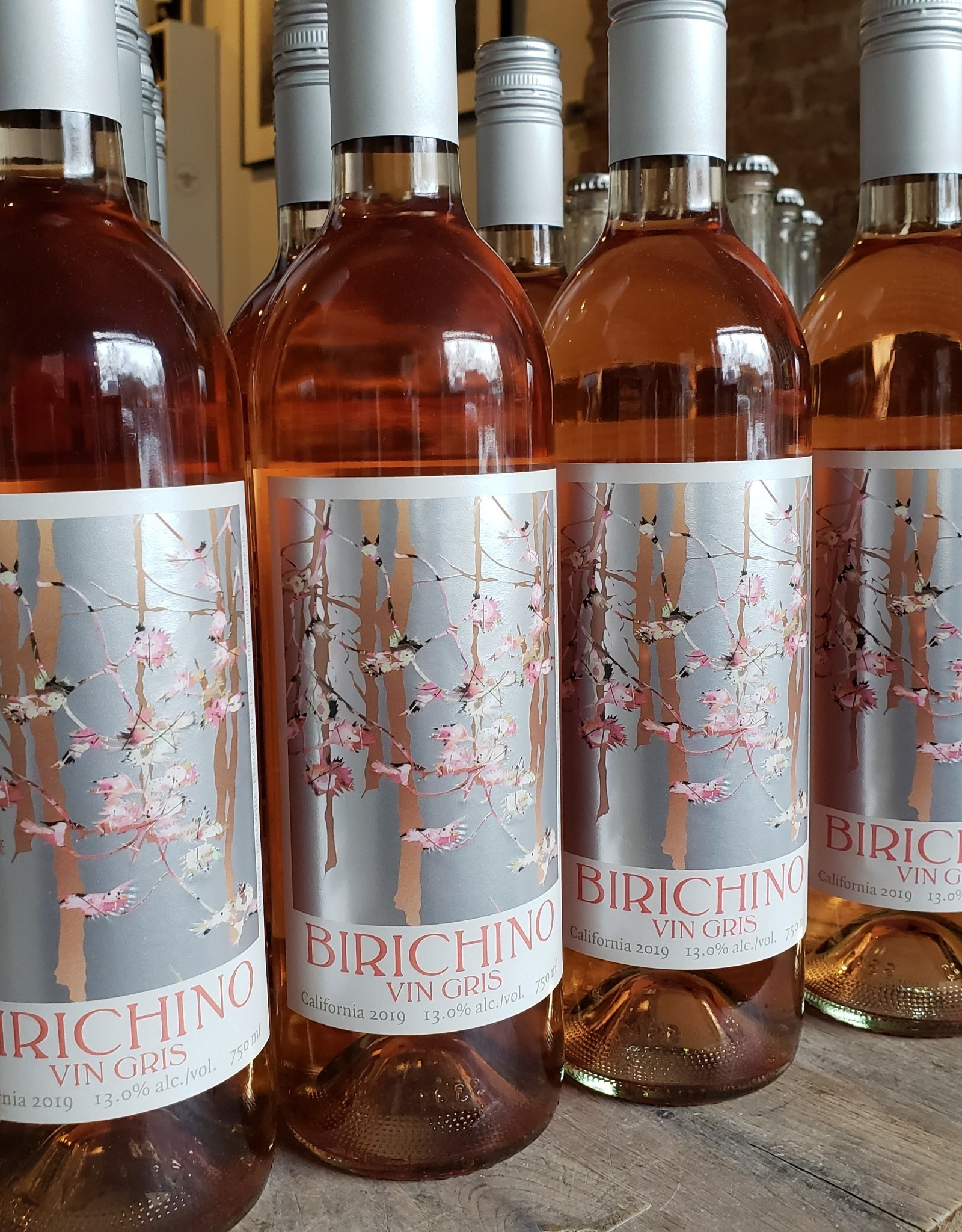 WIne-Rose Still Rose, VIN GRIS, Birichino 2019