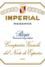 """Rioja Reserva, """"Imperial,""""  CVNE (Cune) 2015"""