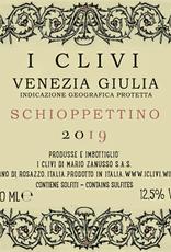 Schioppettino, Venezia Giulia, I Clivi 2019