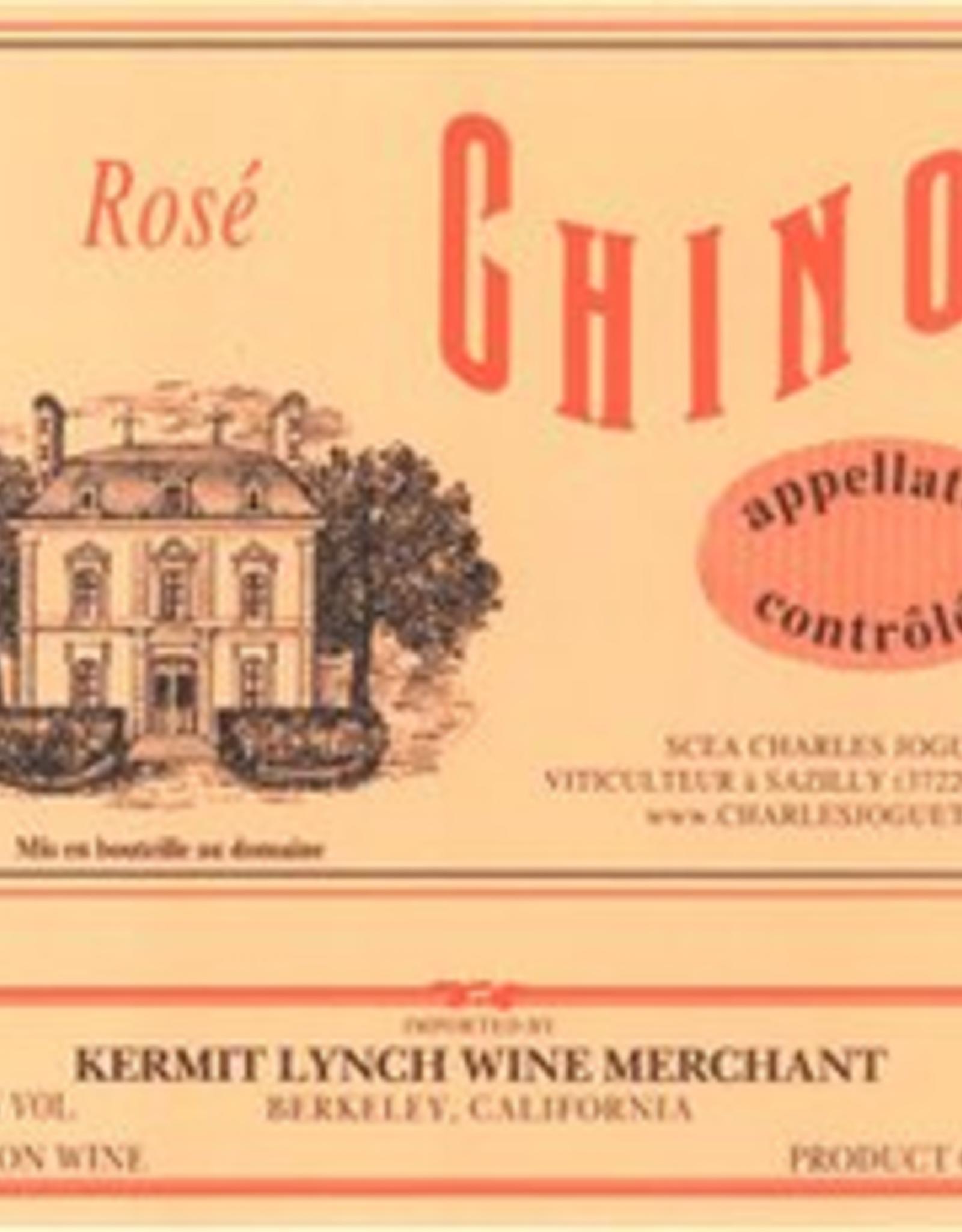 Still Rose, Chinon, Loire, Charles Joguet 2019