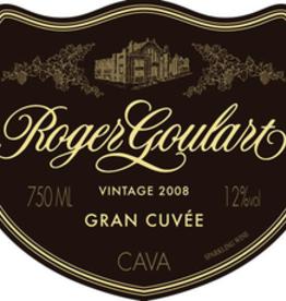 Wine-White-Sparkling Cava Brut, Roger Goulart 2012
