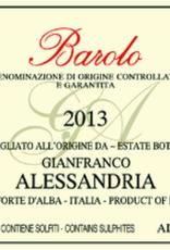 Barolo, Gianfranco Alessandria 2016