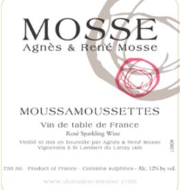 """Sparkling Rose, """"Moussamoussettes,"""" Mosse NV"""