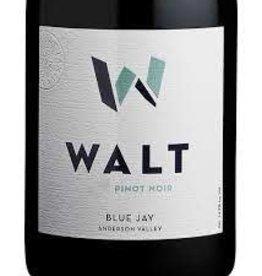 "Pinot Noir, Anderson Valley, ""Blue Jay,"" Walt 2018"