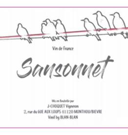 Gamay, Loire Valley, Sansonnet, Jeremie Choquet 2020