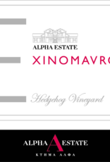 Xinomavro, HEDGEHOG VINEYARD, Alpha 2018