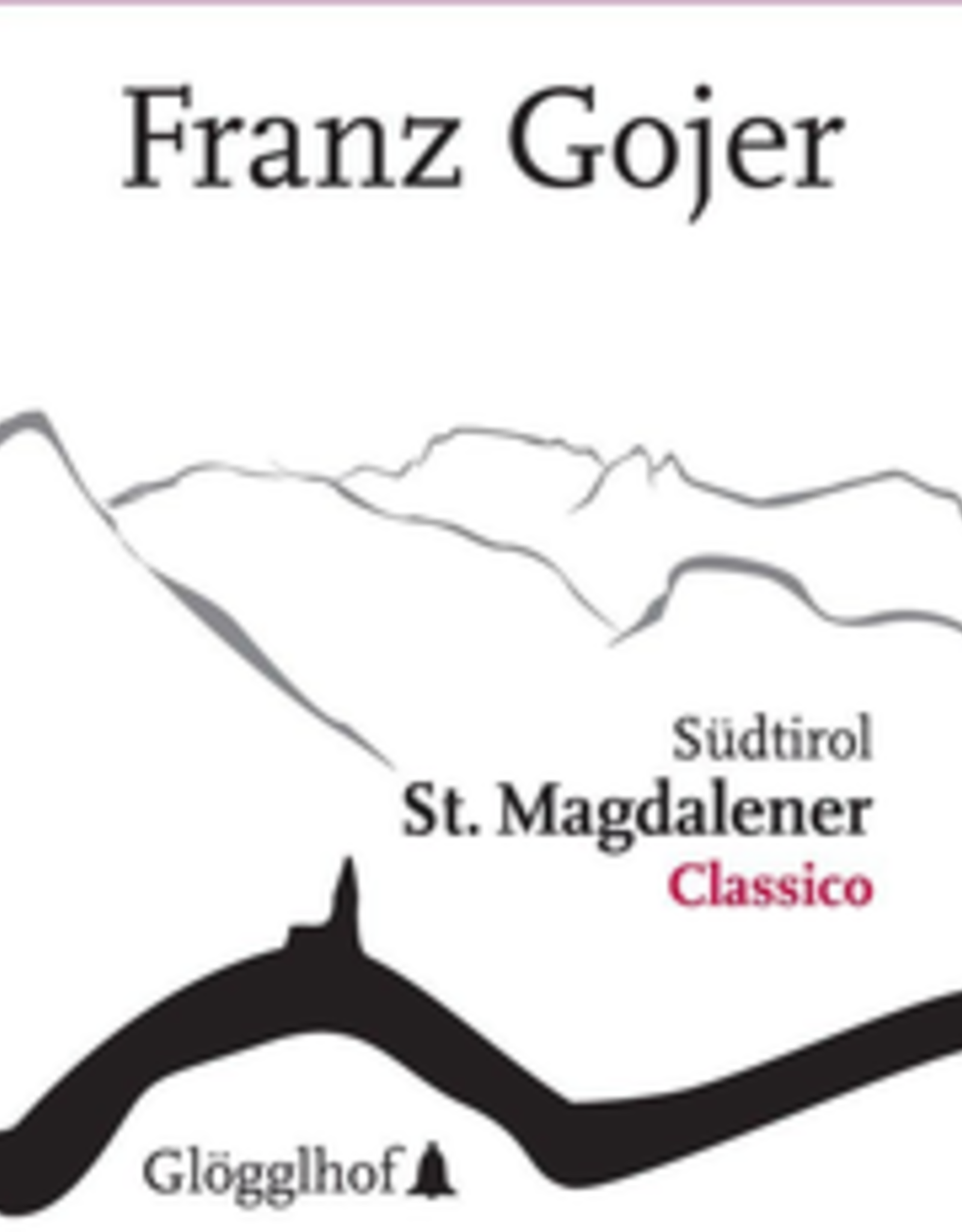 St. Magdalener, Franz Gojer 2020