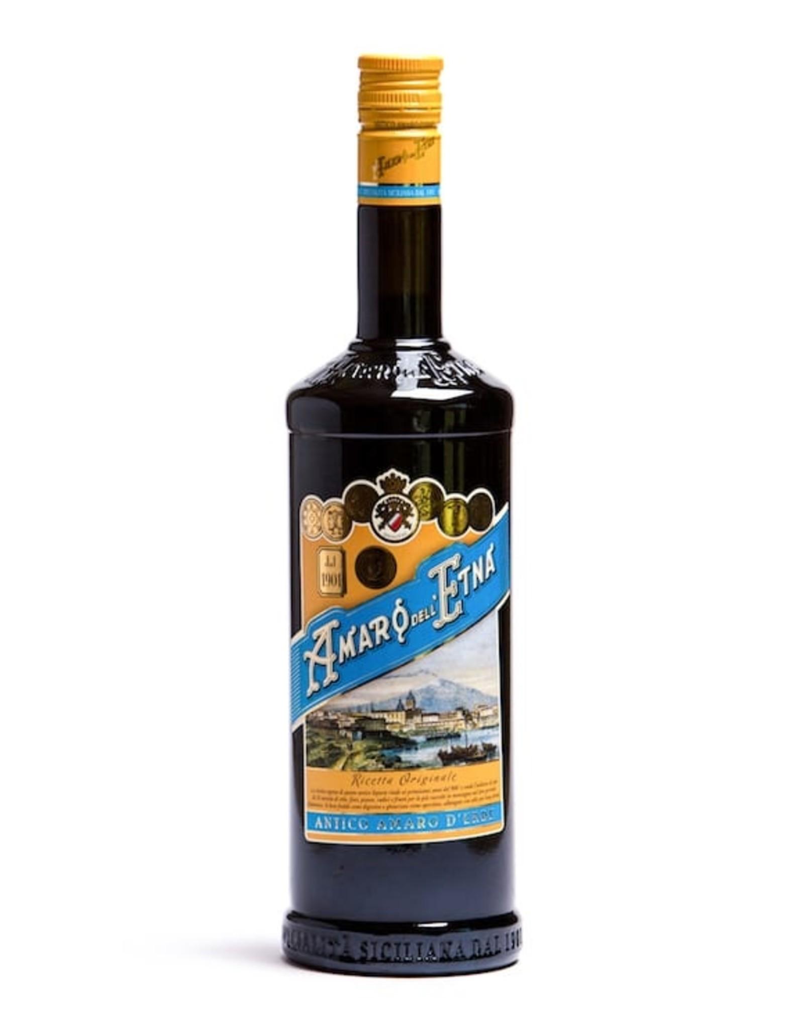 Spirits Amaro, Amaro dell' Etna