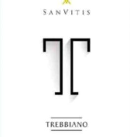 Skin Contact Trebbiano, Lazio, SanVitis 2016