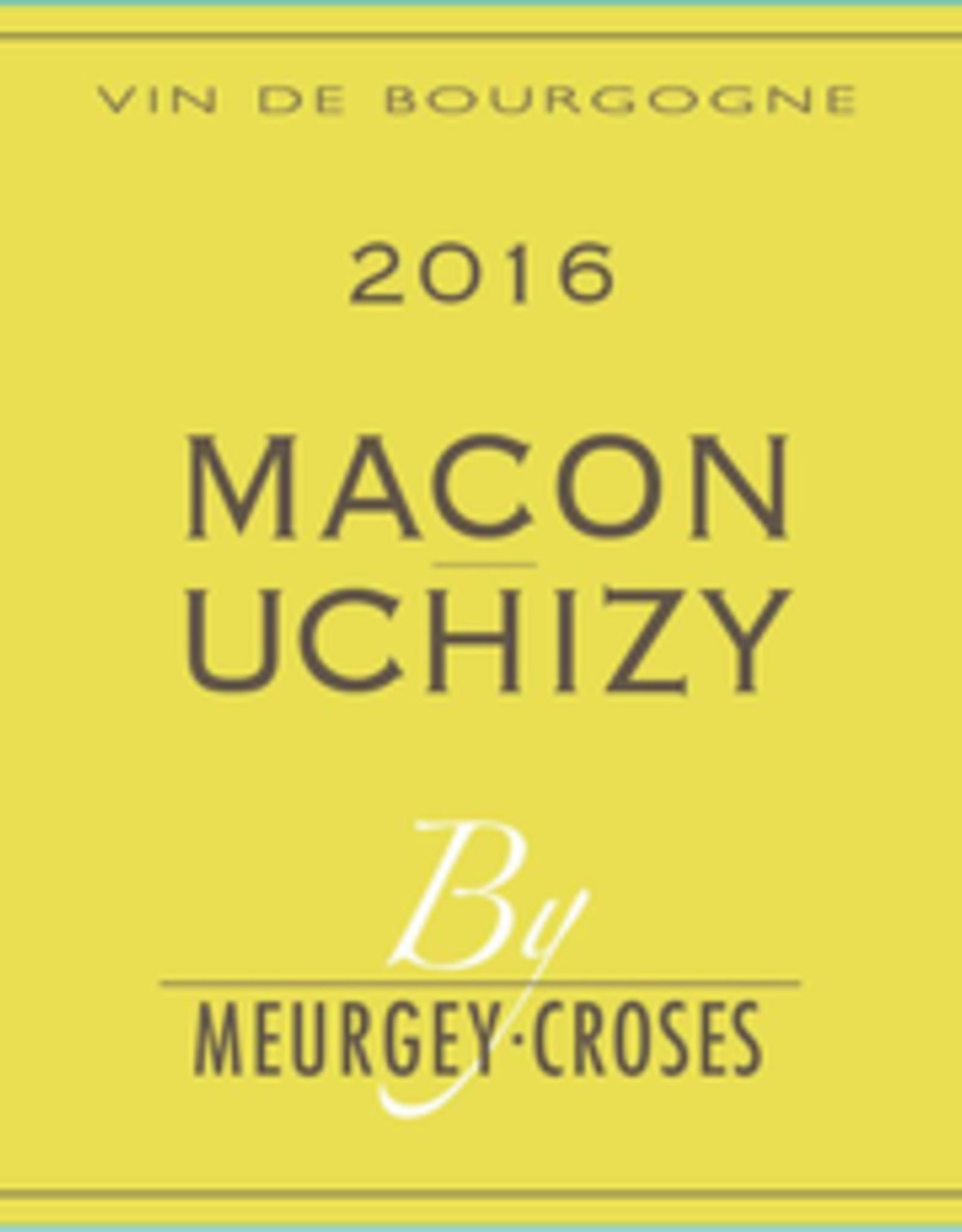 W Burgundy, Macon Uchizy, Meurgey-Croses 2018
