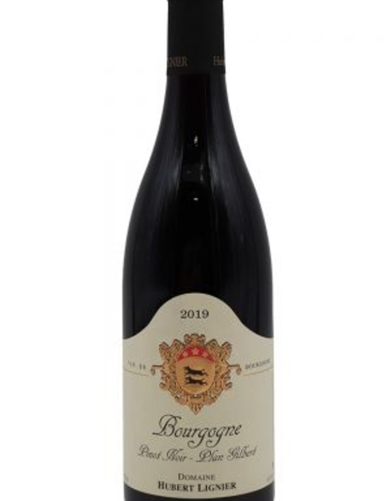 Bourgogne Passetoutgrain, HUBERT Lignier 2019