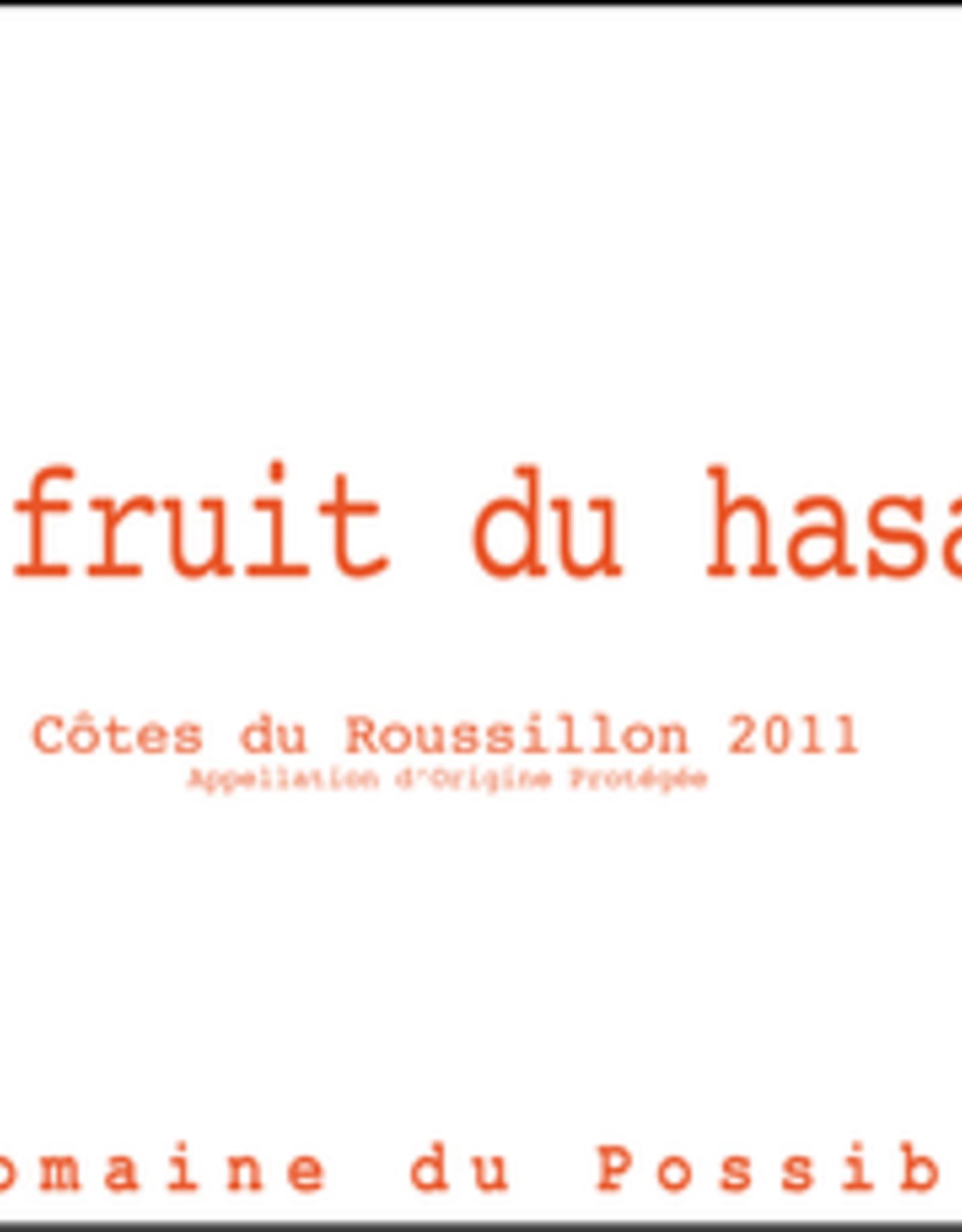 """Cotes du Roussilon, """"Le Fruit du Hasard,"""" Possible 2020"""