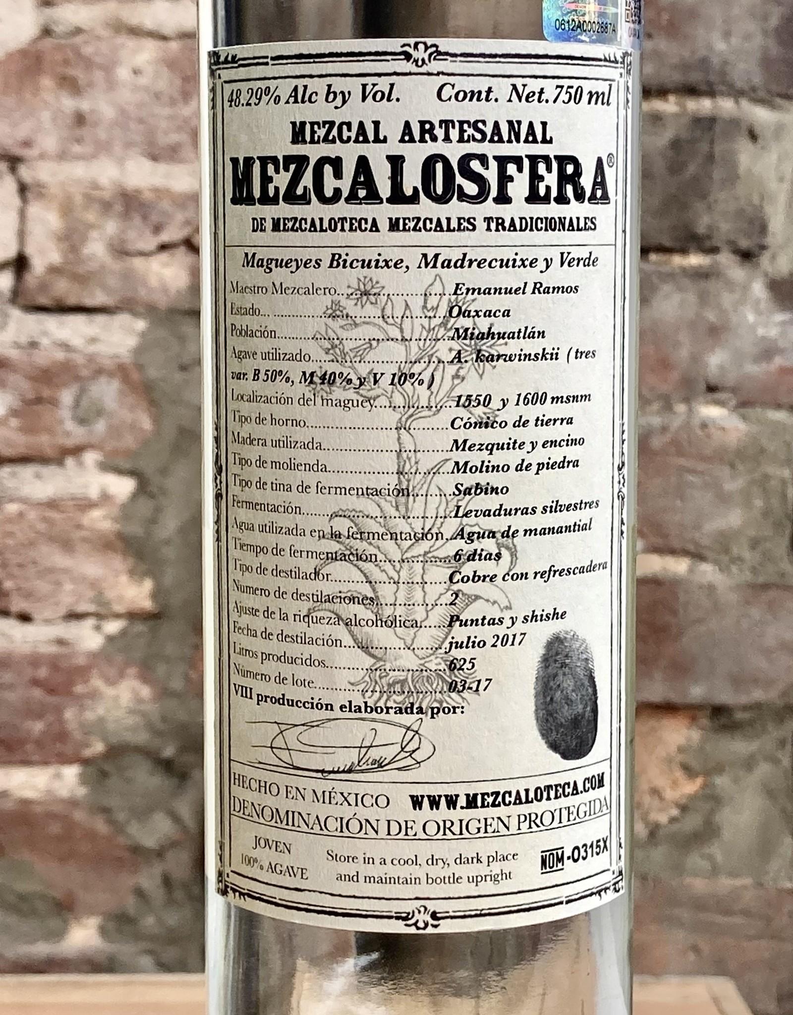 Mezcal, Mezcalosfera, 48.29%