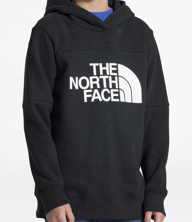 The North Face Boy's Metro Logo Pullover Hoodie