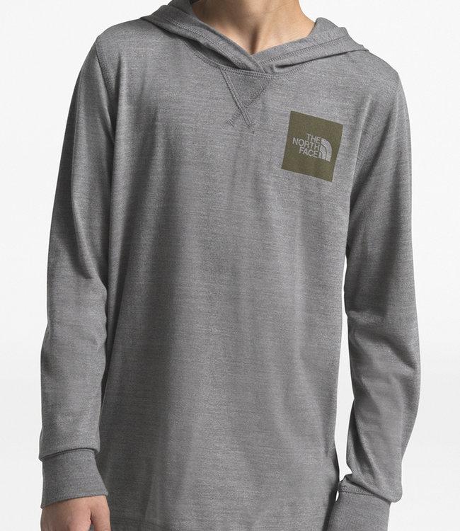 The North Face Boy's Tri-Blend P/O Hoodie