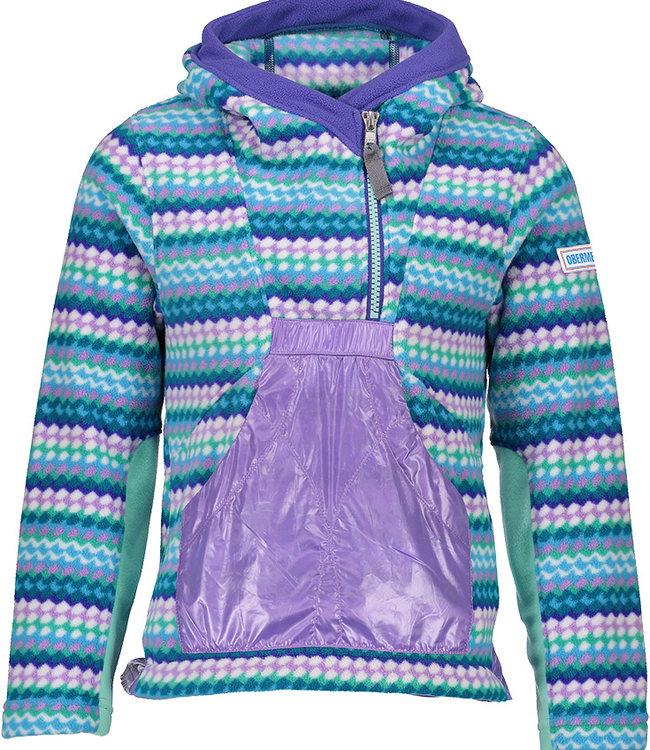 Obermeyer Girl's Aiya Fleece Pullover