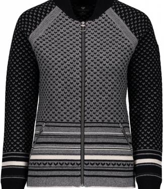 Obermeyer Women's Belletex Full-Zip Sweater