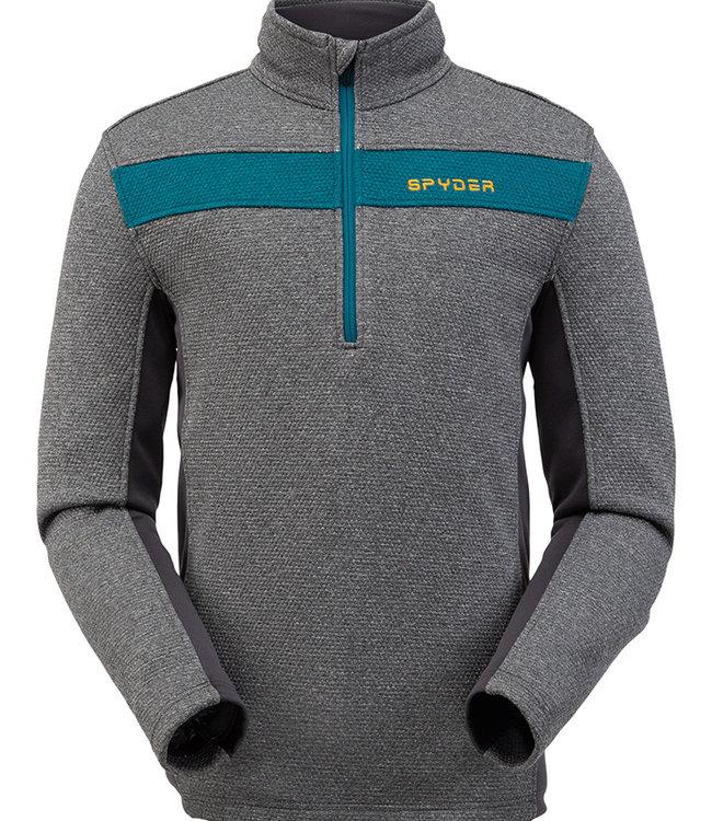 Spyder Men's Encore Half Zip Fleece Jacket