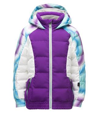 Spyder Bitsy Girl's Atlas Synthetic Down Jacket