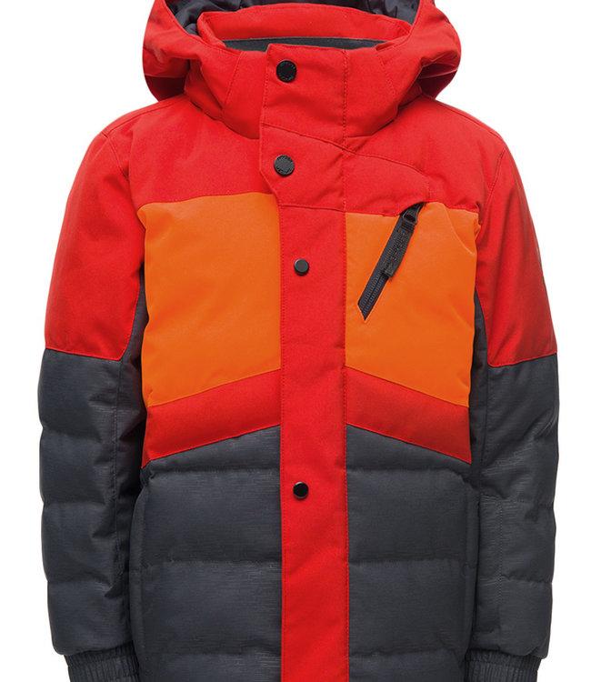 Spyder Boy's Trick Synthetic Down Jacket