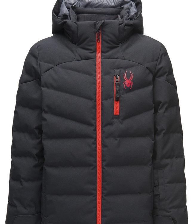 Spyder Boy's Impulse Synthetic Down Jacket