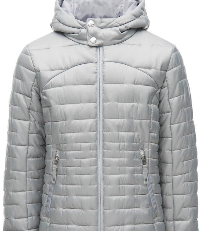 Spyder Girl's Edyn Hoody Insulated Jacket