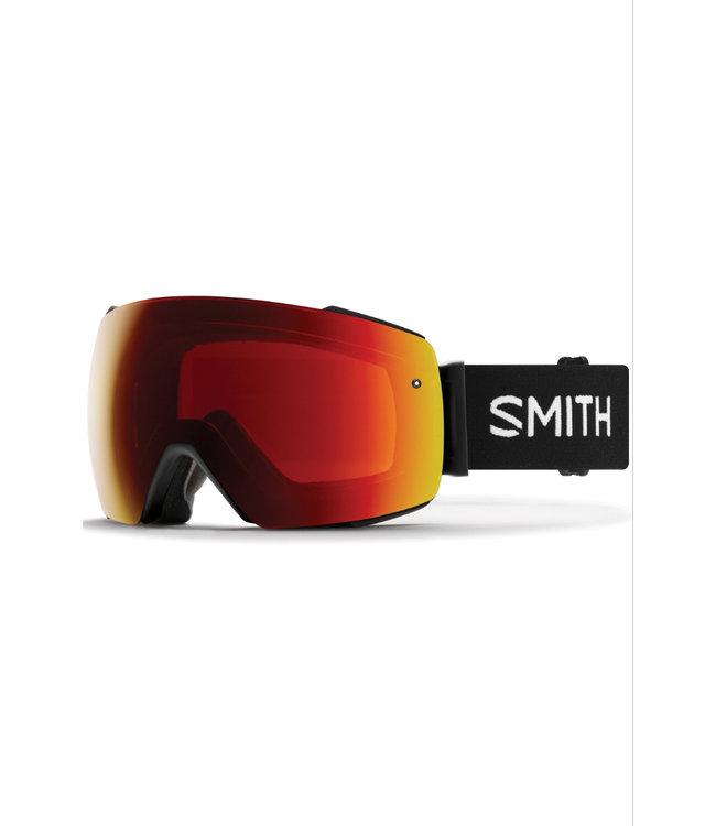 Smith I/O Mag Black Goggle