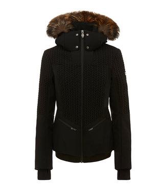 Post Card Women's Crows Bmat Fur Jacket