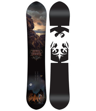 Never Summer Men's Westbound Snowboard