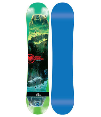 Never Summer Boy's Shredder Snowboard