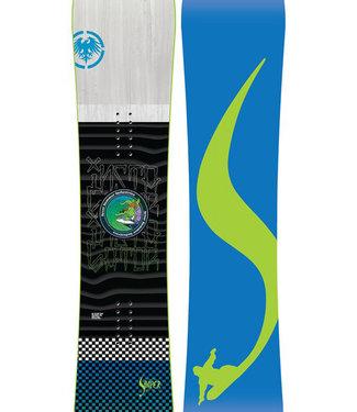 Never Summer Men's Insta/Gator Snowboard